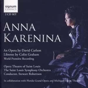 Carlson, D: Anna Karenina
