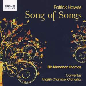 Patrick Hawes - Song of Songs