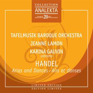 Handel: Arias and dances from Alcina & Agrippina