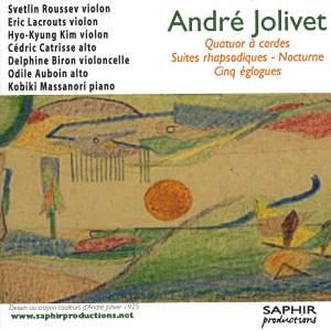 Jolivet: Chamber Music