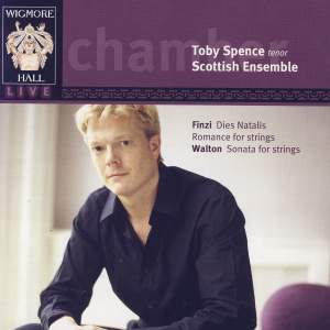 Toby Spence and the Scottish Ensemble