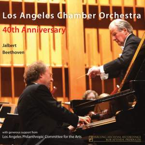 Los Angeles Chamber Orchestra: 40th Anniversary