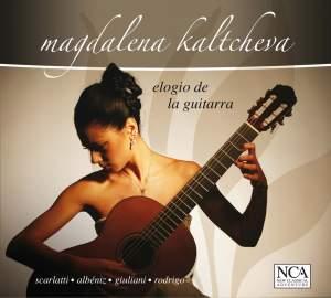 Magdalena Kaltcheva: Elogio de la Guitarra
