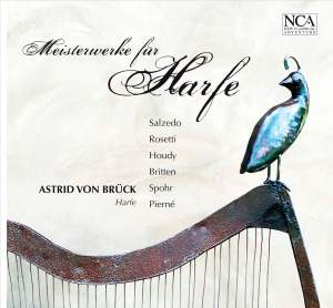 Masterpieces For Harp