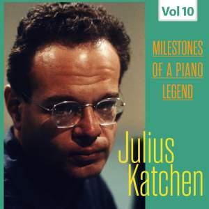 Julius Katchen - Milestones of a Piano Legend