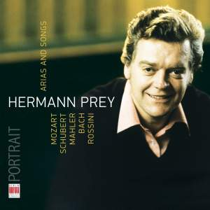 Hermann Prey – Arias & Songs