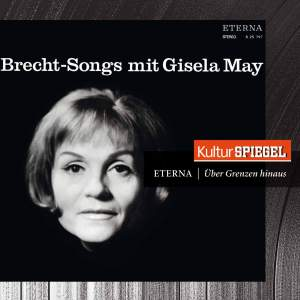 Brecht-Songs with Gisela May