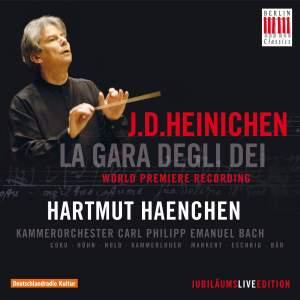 Heinichen: La Gara degli Dei (The contest of the gods)