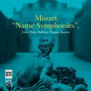 Mozart: Name Symphonies