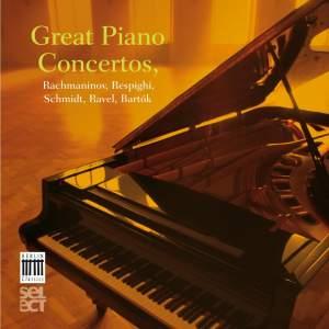 Great Piano Concertos