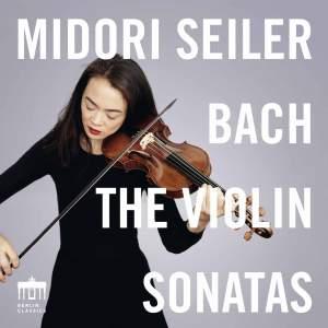 Bach, J.S.:The Violin Sonatas