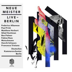 Neue Meister Live in BERLIN! Product Image