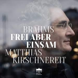 Brahms: Frei aber einsam Product Image