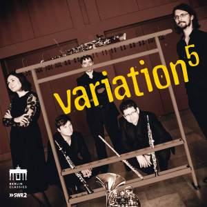 Arnold, Françaix, Hindemith & Nielsen: Quintets