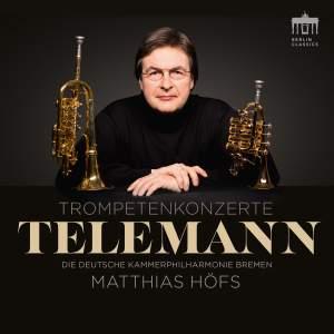 Telemann: Trompetenkonzerte