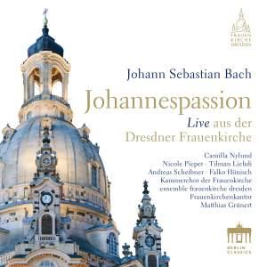 Bach, J S: St John Passion, BWV245