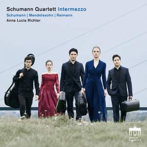 Schumann, Reimann & Mendelssohn: Intermezzo Product Image