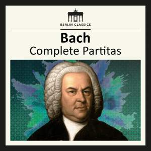 Bach complete partitas Product Image