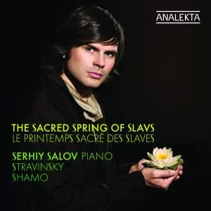 The Sacred Spring of Slavs