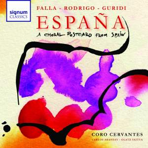 España: A Choral Postcard From Spain
