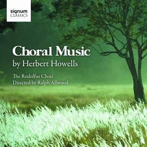 Choral Music by Herbert Howells