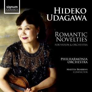 Romantic Novelties for Violin and Orchestra