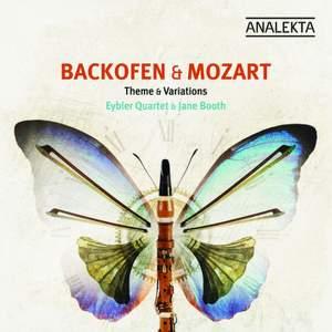 Backofen & Mozart: Theme & Variations Product Image