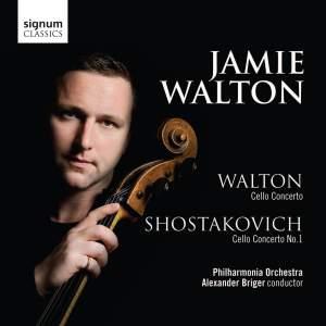 Walton & Shostakovich: Cello Concertos