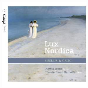 Grieg: Sonata for Cello & Piano in A minor Product Image