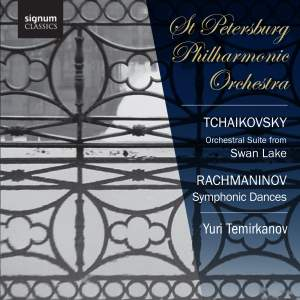 Yuri Temirkanov conducts Tchaikovsky & Rachmaninov