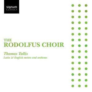 Thomas Tallis: Latin & English motets and anthems