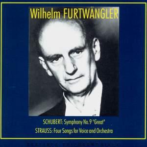 Wilhelm Furtwängler conducts Schubert & Strauss