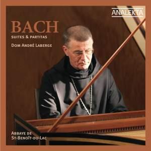 JS Bach: Suites and Partitas