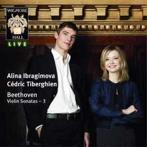 Beethoven: Violin Sonatas Volume 3