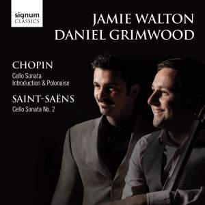 Chopin & Saint-Saëns: Cello Sonatas