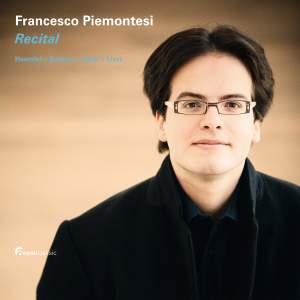 Francesco Piemontesi: Recital