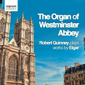 The Organ of Westminster Abbey