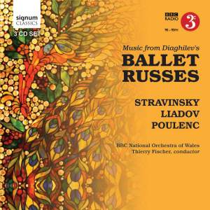 Music from Diaghilev's Ballet Russes Product Image