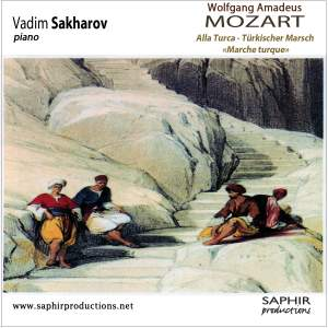 Mozart: Piano Sonata No. 11 & Variations