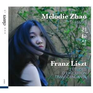 Franz Liszt - 12 études d'exécution transcendante