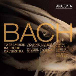 Tafelmusik Baroque Orchestra play JS Bach Product Image