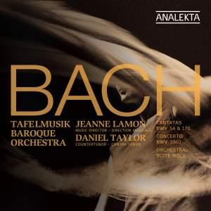 Tafelmusik Baroque Orchestra play JS Bach Product Image