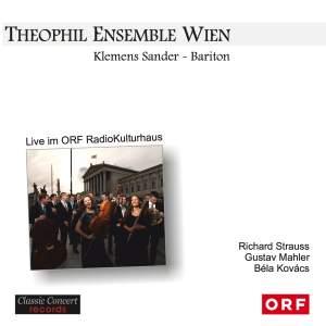 Theophil Ensemble Wien - Live im ORF RadioKulturhaus Product Image