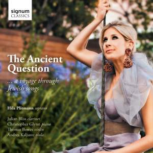 The Ancient Question: a voyage through Jewish Songs