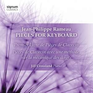 Rameau: Pieces for Keyboard