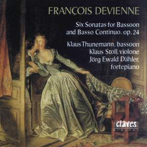 Devienne: Six Sonatas for Bassoon, Op. 24