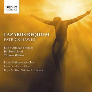 Hawes, P: Lazarus Requiem Product Image