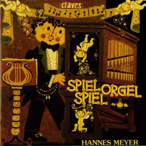 Spiel Orgel Spiel : Classical and Popular Music Transcribed for Organ