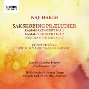 Naji Hakim: Saksøbing Præludier