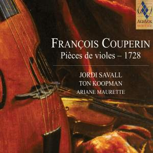 Couperin, F: Pieces de Viole